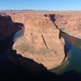 アリゾナのアンテロープ・キャニオンに行くならホースシュー・ベンドにもぜひ立ち寄ってほしい!