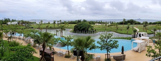 沖縄 リゾート ヒルトン 瀬底